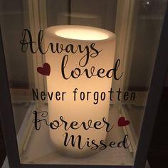 Wedding Lanterns, Lanterns Decor, Decor Wedding, Table Wedding, Memorial Gifts, Memorial Candles, Memorial Ideas, Funeral Memorial, Memorial Ornaments