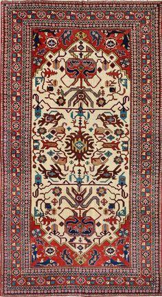 Persian Ardebil rug, Matt Camron gallery