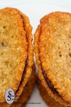 Biscuits suédois aux flocons d'avoine