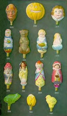"""§§§ . late 1920s . German """"Fancy Lamp"""" catalogue, containing many  highly decorative, hand painted clear glass lamps."""