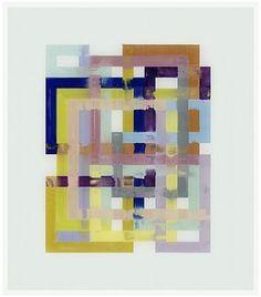 bernard frize paintings | Bernard Frize, Mai 10