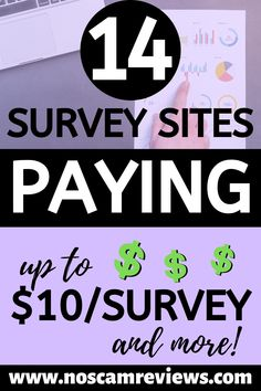 Discover best surveys that pay cash! Here's 14 survey sites that pay up to $10 per survey and some more! Earning Money, Make Money Blogging, Money Tips, Make Money Online, Make Easy Money, Make Money Fast, Online Jobs From Home, Work From Home Jobs, Surveys That Pay Cash
