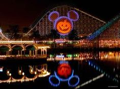 Love Halloween at Disneyland.