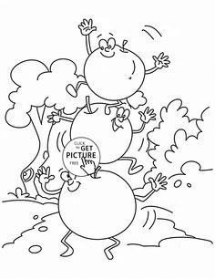 Cherry On The Coloring Pages Find This Pin And More
