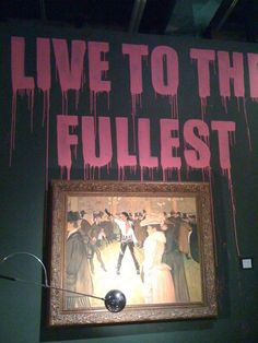 Mr. Brainwash Exhibit