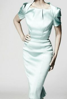Zac Posen Resort 2014: The Most Glamorous Kind of Garden Party