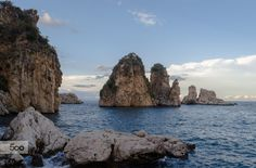Sunset Rocks by Ennio Clemenzi on 500px