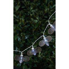 Wilko Bees String Lights