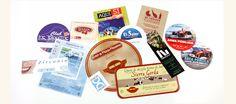 Impresión de etiquetas adhesivas de Encarte