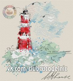 VK is the largest European social network with more than 100 million active users. Cross Stitch Sea, Cross Stitch House, Cross Stitch Charts, Cross Stitch Patterns, Renoir Paintings, Art Postal, Crochet Cross, Cross Stitching, Art Decor
