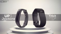 Torn Between Fitbit Charge HR And Jawbone UP3? Let Us Help You