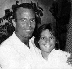 Julio con Luis Miguel