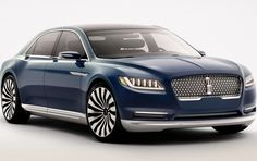 Lincoln Continental Concept 2015 #Othercars #RECOVERY #ROYCE #BMW #LINCOLN #Lacetti #BMW