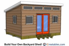 23 Best 12x16 Shed Plans Images Shed Plans 12x16 Woodwork Buildings
