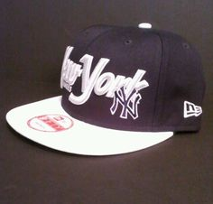 8db56820987 NY Yankees Hat Cap Era 9fifty MLB With Stickers for sale online