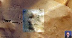 Face on Mars, MATTEO IANNEO  Italian  Researcher ©