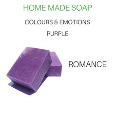 Home Made Soap, Soap Making, Colours, Candy, Homemade, Chocolate, Purple, Food, Homemade Dish Soap