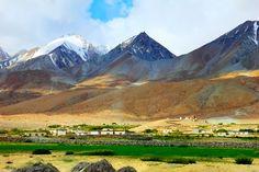 Traditional Tibet village in Ladkah #withMsBee