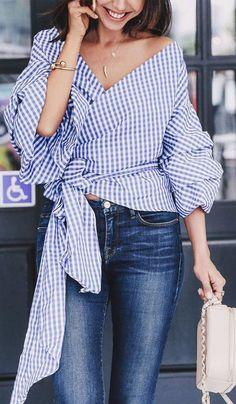 #summer #outfits / polka dot
