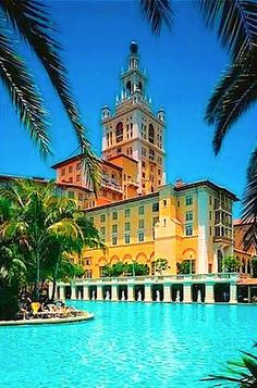 The Biltmore Hotel C Gables Florida