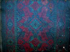 printed linoleum found in Australia Museum Collection, Victorian, Australia, Rugs, Printed, Antiques, Vintage, Home Decor, Farmhouse Rugs