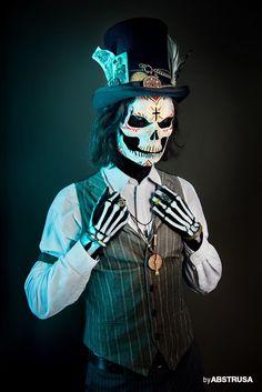 Costumes Die Uk Bones Halloween Bilder 11 Mr Von Besten AwxrwqaX6f