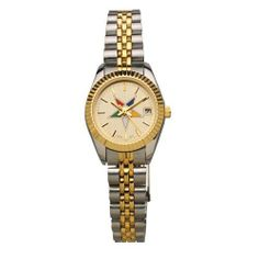 5375ES-ladies eastern star 2-tone watch Pedre. $57.00