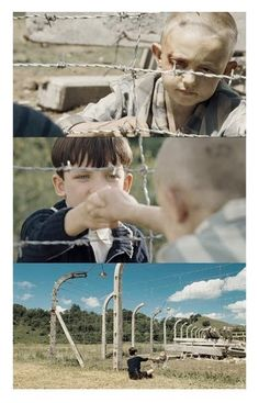 The Boy in the Striped Pajamas // Oh my gosh, such a tragic movie, but it has such a awesome meaning.