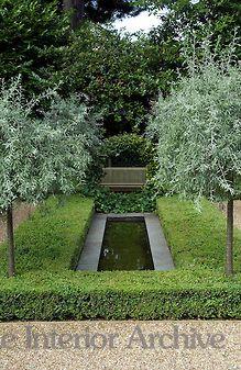 Urban English Garden