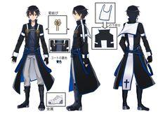 Character Concept, Character Art, Concept Art, Anime Art Girl, Anime Guys, Manga Girl, Schwertkunst Online, Online Anime, Sao Characters