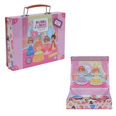 Tiger Tribe Piccolo - Magna Jr Case - 4 designs – Butterfly Garden (for kids! Tiger Tribe, Princess Party, Board Games, Innovation, Baby, Jr, Butterfly, Toys, Children