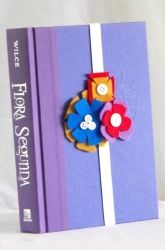 Fifth Grade Fabric Projects Activities: Flower Bookmarks