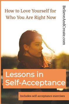 When you begin to accept yourself, your self-esteem soars. When you feel good about yourself, you're far more likely to be happier. There's scientific evidence that people with a non-pretentious, healthy sense of self treat others with respect, kindness, and generosity. Self-acceptance is the key to more happiness in your life. #selflove #selfacceptance #believeinyourself Emotional Pain, Emotional Healing, Emotional Intelligence, Self Confidence Tips, Confidence Quotes, Self Development, Personal Development, Building Self Esteem, Positive Psychology