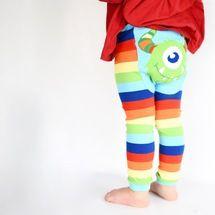 Doodle Pants - Shopping Cart