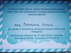 Z radością zapowiadam się w Gdyni w maju - jako prelegentka na Konferencji Laktacyjnej. Powiem a jakże o śnie dzieci i mam karmących piersią. Nie mogę się doczekać! #mamapsycholozka #gdynia #konferencjalaktacyjna #breastfeeding #breastfeedingsupporter #promotorkakarmienia #karmieniepiersią