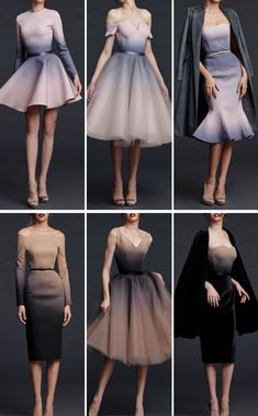 Classy fashion/retro dress/outfit ideas/formal dresses/midi dresses/burgundy dress/party dresses/prom dresses/retro makeup look/retro hairstyle/high heels/retro shoes/classy shoes/wedding guest outfit/ombre dresses/wedding outfit/dresses fashion ideas Mode Outfits, Dress Outfits, Fashion Dresses, Dress Up, Chic Outfits, Elegant Dresses, Pretty Dresses, Beautiful Dresses, Short Dresses