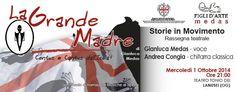 LA GRANDE MADRE – TEATRO TONIO DEI – LANUSEI – MERCOLEDI 1 OTTOBRE 2014