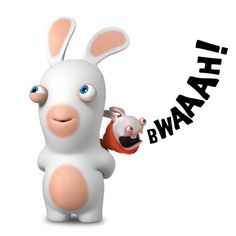 BWAAAH! The Rabbids Plunger Sound Blaster is perfect for pranking your friends! http://www.mcfarlane.com/toys/product.aspx?product=4835