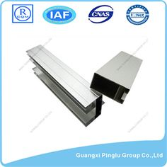 Anodized Aluminum Alloy Profile for Windows and Doors Brand: Pinglu. Material: Aluminum Alloy. Grade: 6000 Series. Temper: T4-T6. Surface Treatment: Anodized. Certificate: ISO 9001:2008, ROHS, CE, IQNET. Color: Different Colors. Size: Same as drawings. Application: Architectural. Award: Guangxi Famous Brand. Quality Standard: GB 5237-2008. Package: Shrink wrap. Delivery: 15-20 days after deposit. More:http://www.pinglualuminium.com/