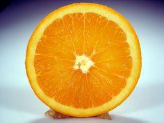 The Real World, Magazine, Orange, Fruit, Food, Circles, Squares, Collage, Design