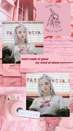 Lost in Icons - Wallpapers - Billie Eilish - Wattpad Aesthetic Pastel Wallpaper, Pink Wallpaper, Aesthetic Wallpapers, Wallpaper Backgrounds, Aztec Wallpaper, Unique Wallpaper, Iphone Backgrounds, Wallpaper Ideas, Screen Wallpaper