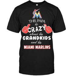 This Papa is Crazy About his Grandkids and his Marlin