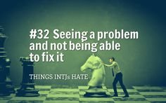 INTJ Problems