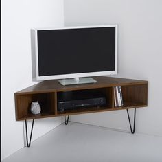 1000 ideas about meuble tv angle on pinterest buffet for Meuble tv d angle la redoute
