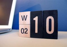 DIY - A perpetual calendar is a calendar valid for many years, usually designed to allow the calculation of the day of the week for a given date i...