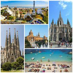 Barcelona baby!!