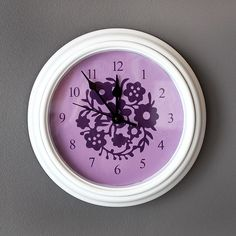 Customize Your Clock! | A Pixscan Tutorial by Jessee M for Silhouette America