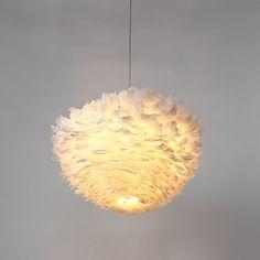 Rétro Lampe suspendue Pour Salle de séjour Intérieur Couloir AC 100-240V Ampoule non incluse de 2017 ? €120.53
