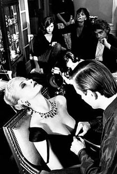 Image result for helmut newton woman being filmed