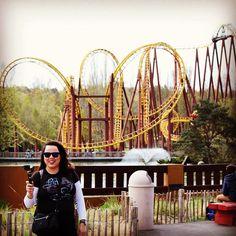 Parc Astérix. #montanharussa #parcasterix #themepark #paris #frança #france #europe #europa #printemps #primavera #myworld #tourist #tourism #vacation #ferias #viagem #trip #travel #photooftheday #fotododia #youtube #youtubechannel #patriciaviaja